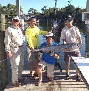 Bluewater Swordfish Showdown 2014, Niceville FL