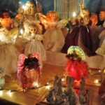 More than 600 animated dolls on display. Dolls as large as 3 feet tall.
