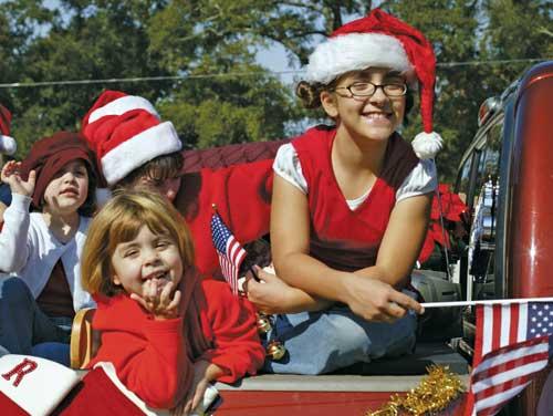 Niceville Christmas Parade, Niceville FL
