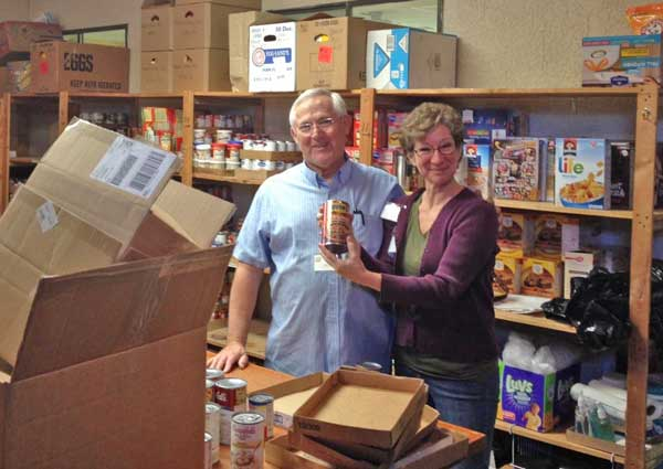 Cal's Appliances' Holiday Food Drive, Niceville FL