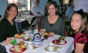 Hoilday Victorian Tea, Niceville FL