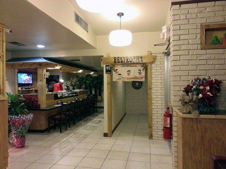 Sushi Bar at DoModachi Japanese Steakhouse & Sushi Bar, Niceville FL