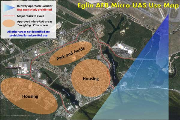 Eglin Air Force Base Drone Policies Niceville