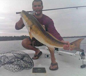 Jimmy Wonsick redfish Niceville