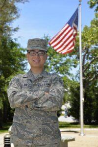 Airman 1st Class Jae Yen Kim, 33rd Fighter Wing