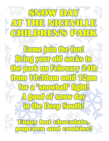 snow day niceville