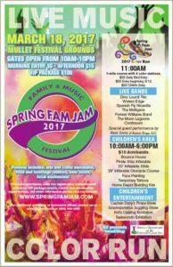 Spring Fam Jam Niceville
