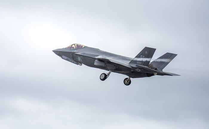 F-35A eglin afb niceville fla