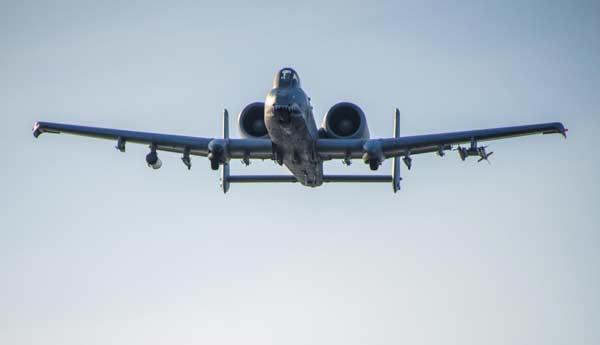 A-10 Thunderbolt Niceville