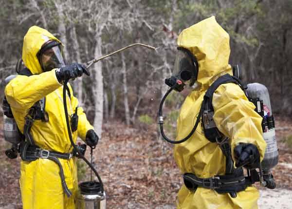 Naval School Explosive Ordnance Disposal (NAVSCOLEOD) Eglin Niceville