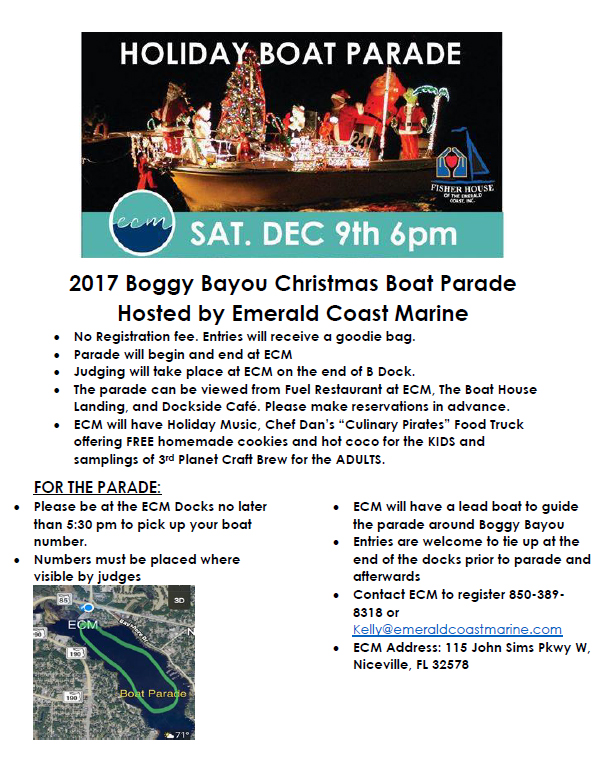niceville boat parade
