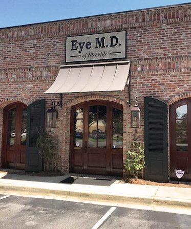eye md of niceville