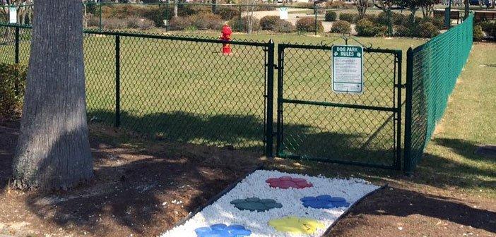 Dog Park at Northwest Florida Regional Airport