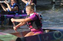 Bluewater Marina Cardboard Boat Race