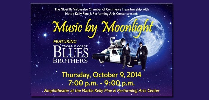 Music by Moonlight October 9 in Niceville