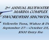 2014 Bluewater Marina Complex Swordfish Showdown begins Sept. 27