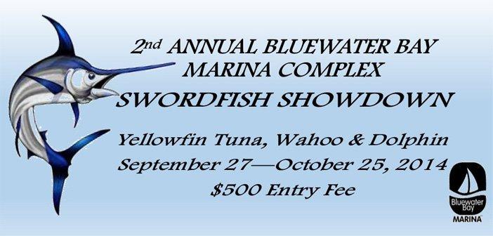 2014 Bluewater marina Swordfish Showdown