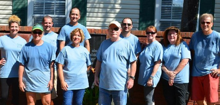 2014 United Way Day of Caring in Niceville - Twin Cities Hospital Volunteers