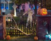Decorating your home for Halloween