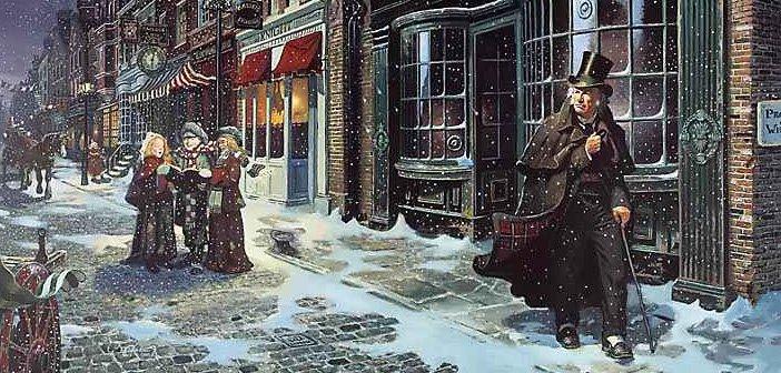 Emerald Coast Theatre Company A Dickens Christmas