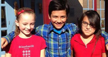 Bluewater Elementary School students Caige Baum, Marrion Lindsay, and Sarah Hancock have been chosen to participate in the 2015 Elementary All State Chorus, Niceville FL