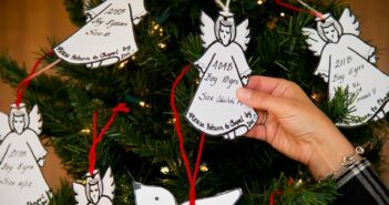 Angel Tree at Eglin Air Force Base, Niceville FL