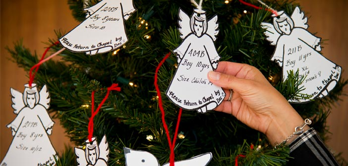 Angel Tree at Eglin Air Force Base, Niceville FL
