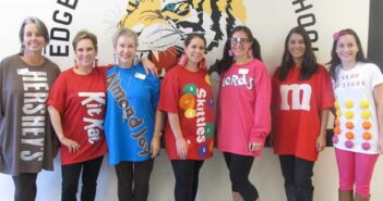 Edge Elementary School Red Ribbon Week 2014, Niceville FL