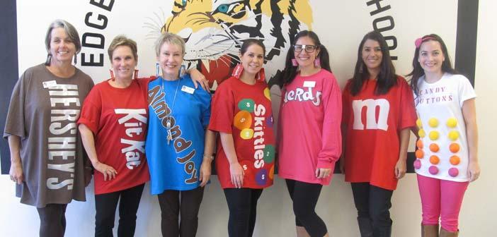 Edge Elementary School Red Ribbon Week 2014, Niceville FL