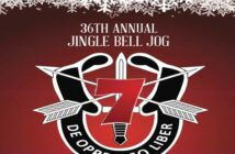Jingle Bell Jog 2014 Fort Walton Beach, Niceville FL