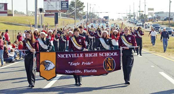 Niceville Christmas Parade 2018, Niceville FL