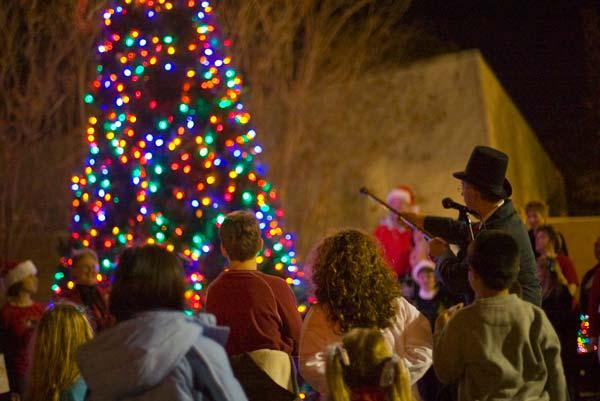 Niceville Christmas Tree Lighting, Niceville FL