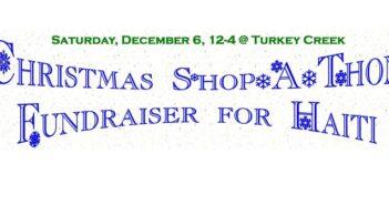 Christmas Shop-a-Thon Fundraiser, Niceville FL