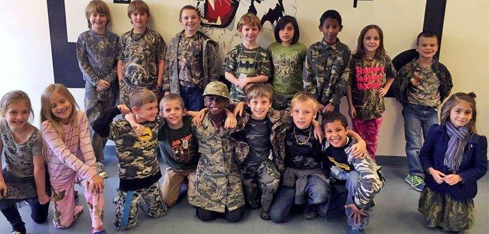 Edge Elementary raises cash for Relay for Life