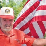 Kiwanis program displays flags at homes and businesses