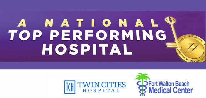 Niceville, FL, Twin Cities Hospital, Top Performer on Key Quality Measures, Niceville.com