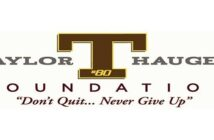 Taylor Haugen Foundation, Niceville FL