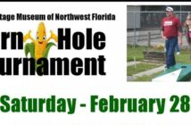 cornhole tournament, Niceville Fla