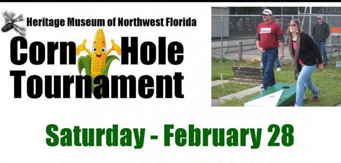 cornhole tournament, Niceville Fla