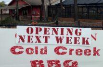 Cold Creek BBQ, Niceville, Fla.