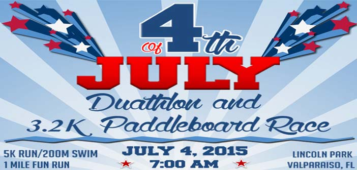 July 4 duathlon valparaiso fl