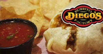Diego's Burrito Factory & Margarita Bar - Niceville, Fla.