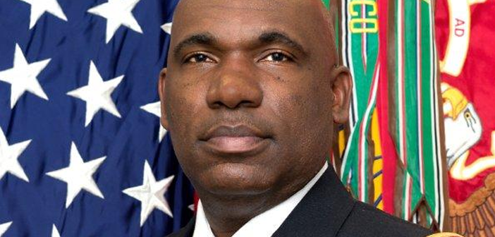 Lt. Col. Michael Patrick, 73rd Ordnance Battalion commander at Redstone Arsenal, Ala