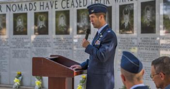 Khobar Towers memorial 2015, Eglin Air Force Base, Fla.