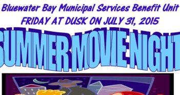 Summer Movie Night - Niceville, Fla