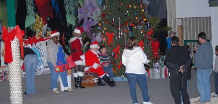 Santa Niceville Children's Park, Niceville Fla