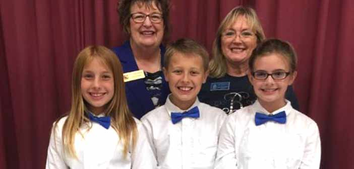 All-State elementary music ensemble niceville