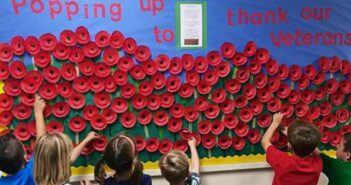 Edge Elementary Veterans Day