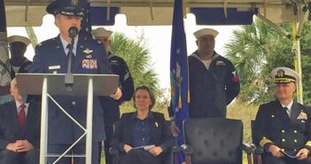 Eglin Air Force Base Solar groundbreaking