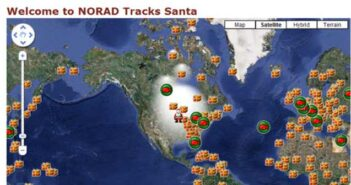norad santa tracking niceville
